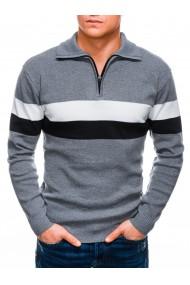 Bluza barbati E184 - gri