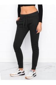 Pantaloni de trening femei PLR001 - negru