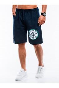 Pantaloni scurti barbati W283 - bleumarin