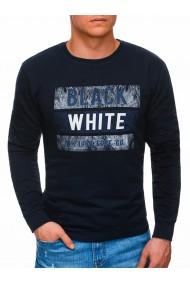 Bluza barbati B1060 - bleumarin