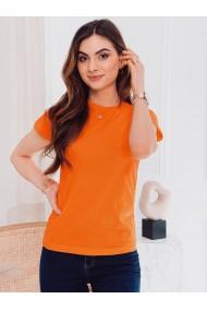 Tricou simplu femei SLR001 - portocaliu