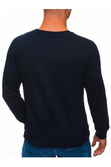Bluza barbati B1265 - bleumarin