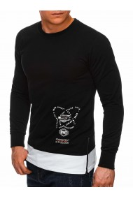 Bluza barbati B1269 - negru