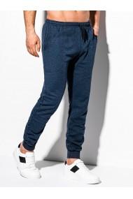 Pantaloni de trening barbati P1029 - bleumarin