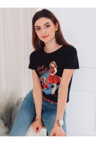 Tricou femei SLR011 - negru