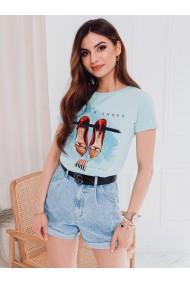 Tricou femei SLR006 - menta