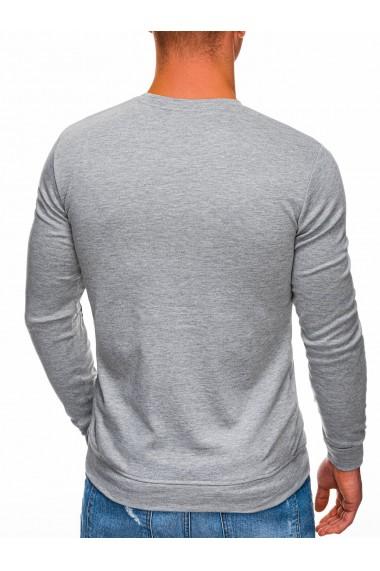 Bluza barbati B1286 - gri
