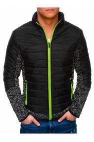 Jacheta barbati C496 - negru