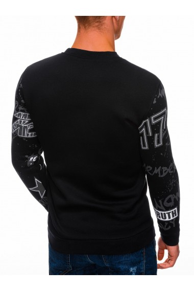 Bluza barbati B1289 - negru