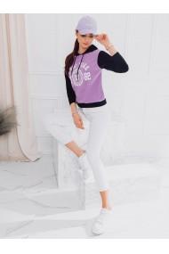 Hanorac femei TLR010 - violet