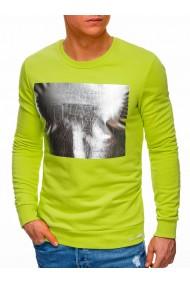 Bluza barbati B1295 - verde