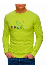 Bluza barbati B1301 - verde