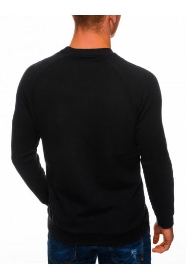 Bluza barbati B1291 - negru