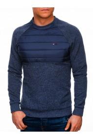 Bluza barbati B1291 - albastru-deschis