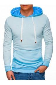 Hanorac barbati B1302 - albastru-deschis