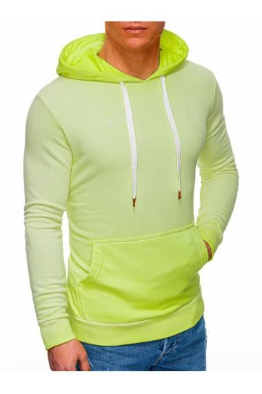 Hanorac barbati B1302 - lamaie-verde