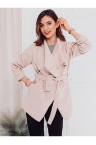 Palton dama CLR010 - bej