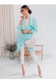 Palton dama CLR011 - menta