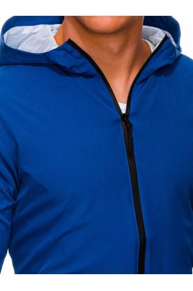 Jacheta fas barbati C495 - albastru