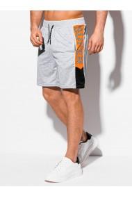 Pantaloni scurti barbati - W315 - gri