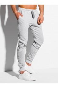 Pantaloni de trening barbati - P1046 - gri