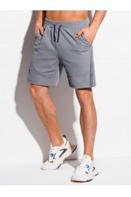 Pantaloni scurti barbati W316 - gri