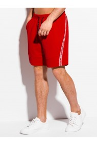 Pantaloni scurti barbati W316 - rosu