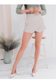 Pantaloni scurti femei WLR001 - bej