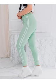 Pantaloni de trening femei PLR051 - verde