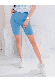Pantaloni scurti femei WLR002 - albastru