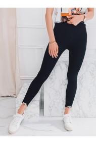 Colanti femei PLR062 - negru