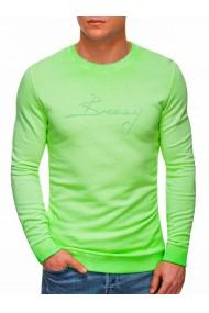 Bluza barbati B1341 - verde