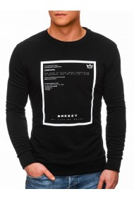 Bluza barbati B1325 - negru