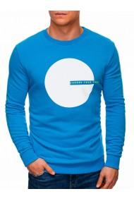 Bluza barbati B1345 - albastru