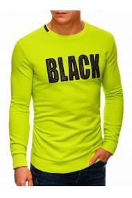 Bluza barbati B1316 - verde-deschis
