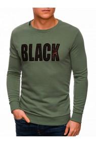 Bluza barbati B1316 - verde