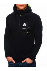 Hanorac barbati B1339 - negru