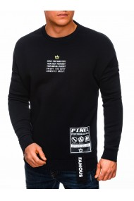 Bluza barbati B1326 - negru