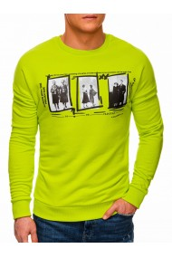 Bluza barbati B1342 - verde