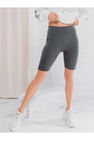 Pantaloni scurti femei WLR003 - gri-inchis