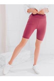Pantaloni scurti femei WLR003 - roz-inchis