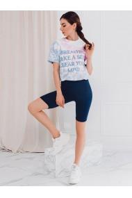 Pantaloni scurti femei WLR003 - bleumarin