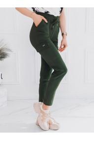 Pantaloni cargo femei PLR065 - khaki