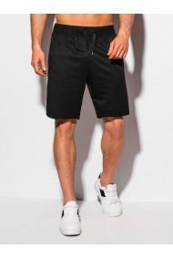 Pantaloni scurti barbati - W319 - negru