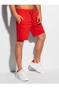 Pantaloni scurti barbati - W319 - rosu