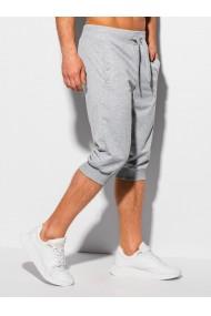 Pantaloni scurti barbati - W320 - gri