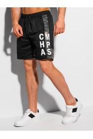 Pantaloni scurti barbati - W321 - negru