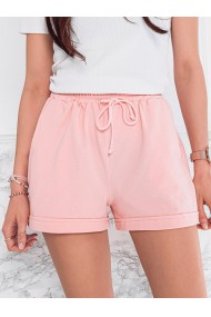 Pantaloni scurti femei WLR005 - roz