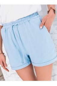 Pantaloni scurti femei WLR005 - albastru