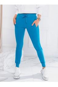 Pantaloni de trening femei PLR001 - azur